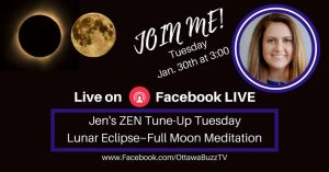 Join me today for a free full moon/lunar eclipse healing
